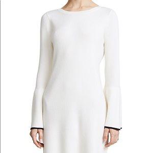Club Monaco Dresses - Club Monaco cream sweater dress